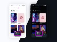Daily UI 025 | TV App 📺