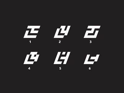 LT logodesign vector combination mark mark geometric exploration lt icon logo flat design