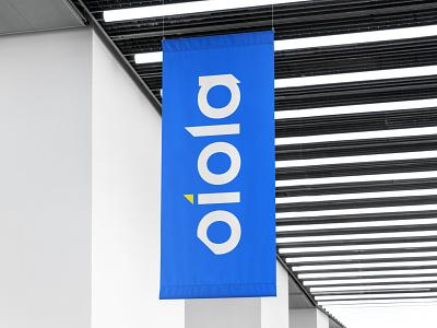 Oiola logo design logotypes minimal minimalist logo creative logo business corporate brand identity brand design brand logodesign vector logotype illustration logodesigner brandidentity icon flat design logo