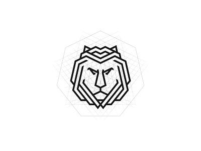 Chelmsford Public Schools designer creative graphic design heptagon creative logo grid design grid logo logodesign brandidentity illustration vector logodesigner icon design flat logo mascot logo lion logo