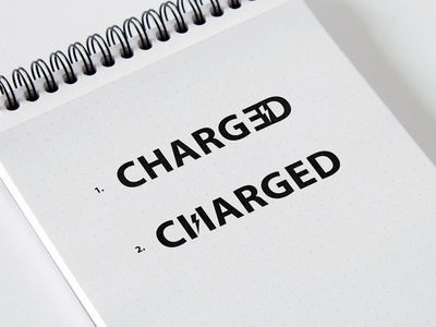 Charged..!!