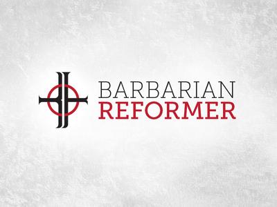 Barbarian Reformer Logo