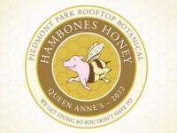 HamBones Honey Label