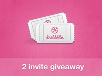 2 Invite giveaway