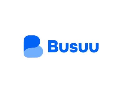 Busuu rebrand branding design conversation language learning brand