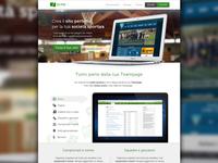SLYVI new homepage
