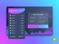 Bitcoin Dashboard