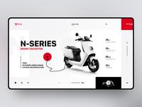 Niu - Smart Escooter