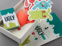 Package Design Ugly Dolls