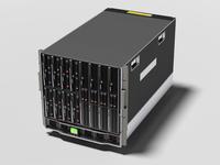 3D Blade Server