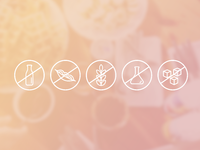 Alergen Icons
