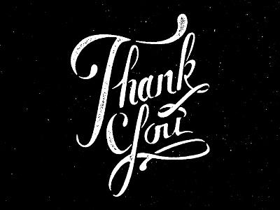 Thankyou thank you script