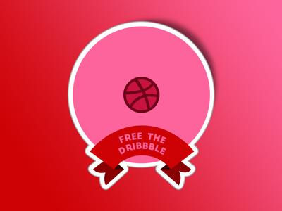 Freethedribbble Sticker fun playoff mule sticker nippple illustrator dribbble free