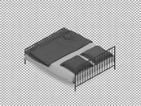 Free Isometric Graphic  22