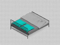 Free Isometric Graphic  23