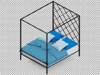 Free Isometric Graphic  25