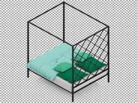 Free Isometric Graphic  26