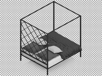 Free Isometric Graphic  27