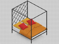 Free Isometric Graphic  28