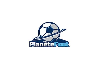Football Blog Logo Design masculine soccer footbal sport logo soccer logo foorball logo logo design logo