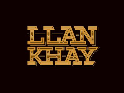 LLANKHAY CHOCOLATE LOGO