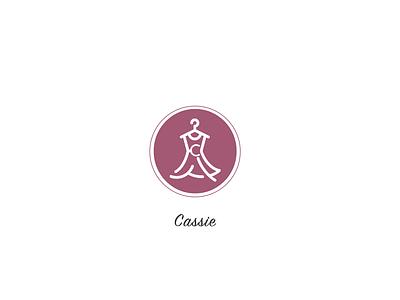 Cassie Logo logo design branding logo concept logo design logo