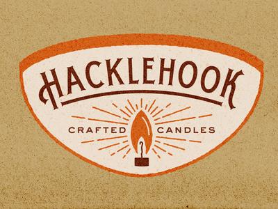 Hacklehook Candle Co. | Logo 2