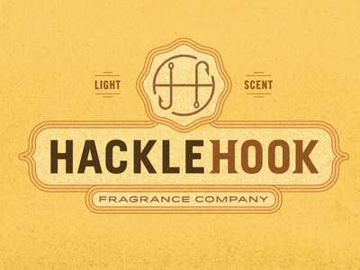 Hacklehook Candle Co. | Logo 3