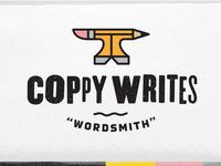 Coppy Writes | Logo