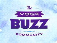 Yoga Buzz | Logo Exploration