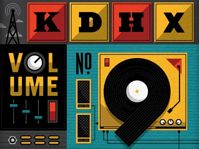 Live at KDHX: Volume 9   Cover