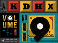 Live at KDHX: Volume 9 | Cover