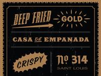 Ricos Empanada Sign Exploration