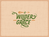 A Wilder Grace — Logo Design