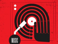 #STLmade —Music Illustration
