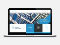 Daikin Intranet redesign