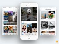 Photo Sharing App Idea
