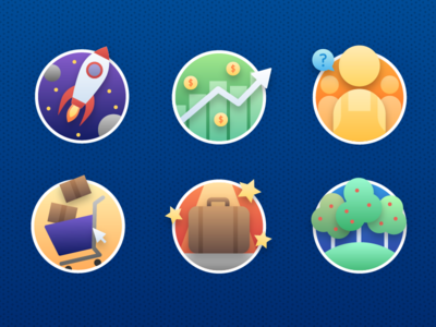 Recruiting Icons