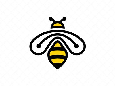 Bee Tech Logo