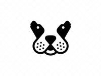 Unique Dog Logo