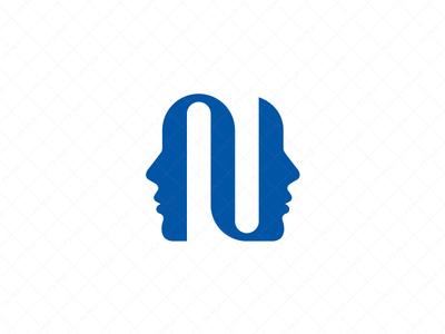 N Double Face Logo