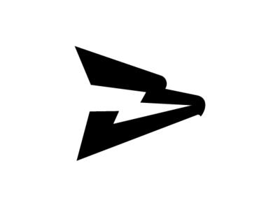 Dynamic Eagle Logo