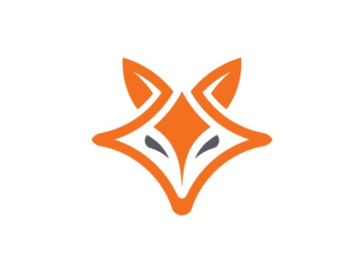 Modern Fox Logo design branding logo for sale ux ui stylish logo foxy fox contemporary modern logo unique logo fox logo technology multimedia smart symbol luxury face dynamic logo