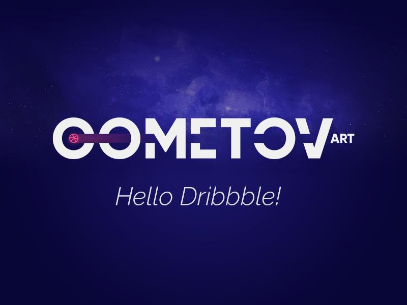 CometovArt Logo
