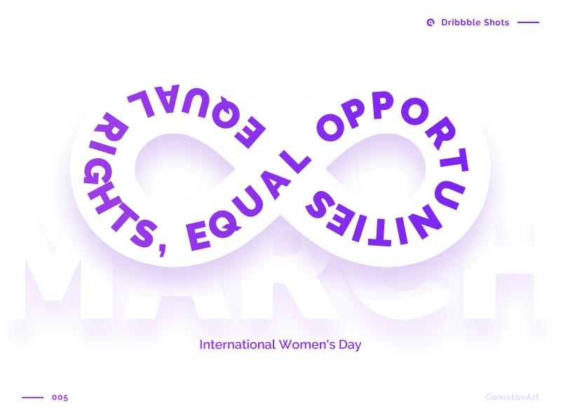 8 March - International Womens Day