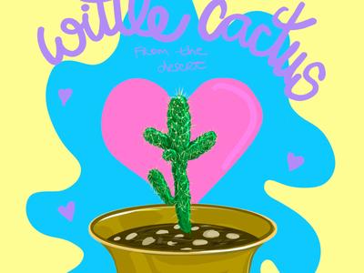Wittle Cactus