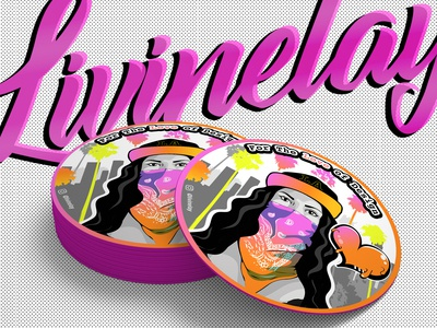 LIVINELAY Coasters