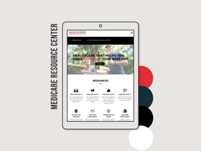 Medicare Resource Center website