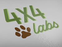 4 x 4 Labs logo