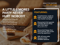 Restaurant Event Landing Page